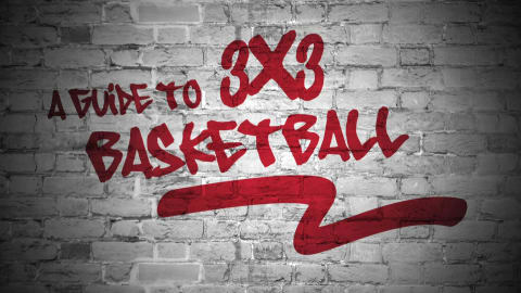 So funktioniert 3x3-Basketball