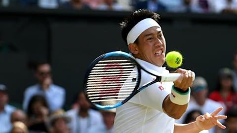 【アスリートの原点】錦織圭:ハワイみやげの子ども用テニスラケットでキャリアがスタート。13歳でアメリカ留学を果たす
