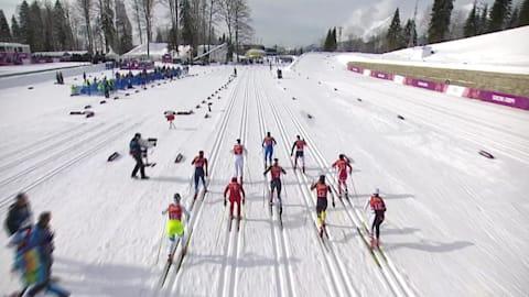 Стина Нильссон - лыжные гонки: лучшее