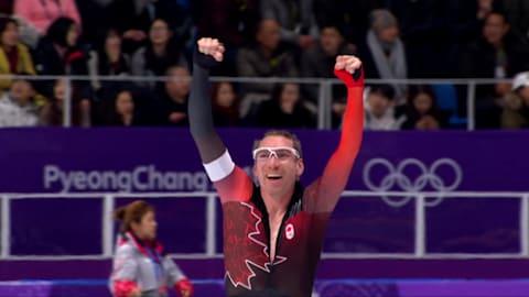 남자 5000m - 스피드 스케이팅 | 평창 2018 다시보기