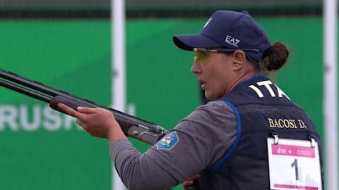 Damen Skeet Finale | Schießen - Europaspiele - Minsk