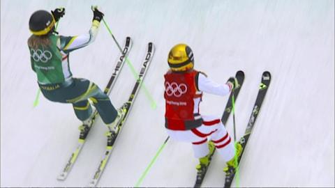 Skicross Femmes Finales - Ski Acrobatique | Replay de PyeongChang