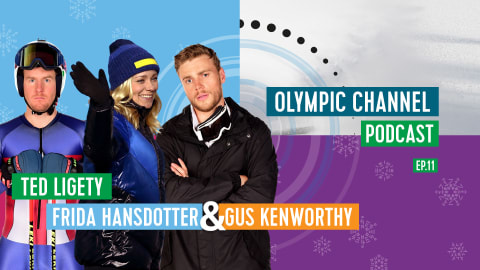 Nuestro podcast [EP11] con Ted Ligety, Frida Hansdotter y Gus Kenworthy