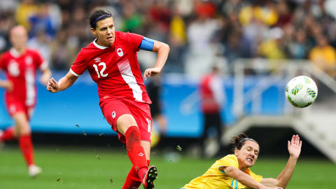 Christine Sinclair: My Rio Highlights