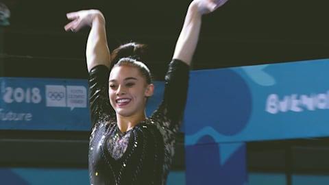 Giorgia Villa - Mis mejores momentos de Buenos Aires 2018
