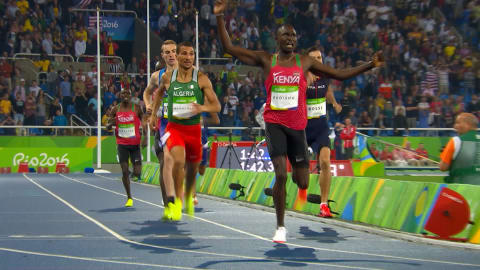 It might be time for David Rudisha to