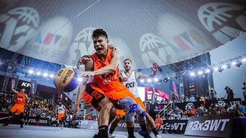 World Tour de la FIBA - Lausana