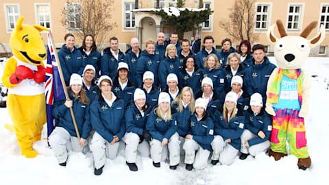 حوار فريق: مع الفريق الأسترالي الأولمبي الشاب