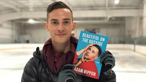 Adam Rippon exklusives  Interview mit Meryl Davis