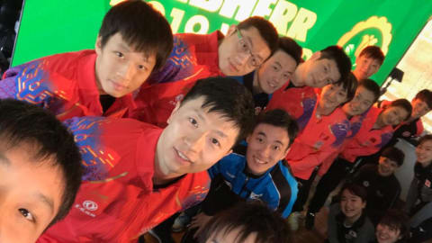 Everything you need to know about the 2019 ITTF World Table Tennis Championships