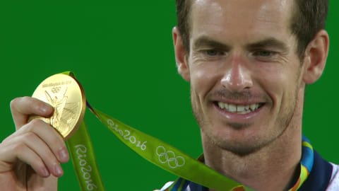 Murray v Del Potro, Tennis Men's Singles Final | Rio 2016 Replay