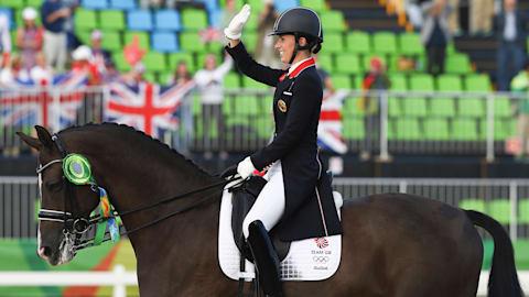 シャーロット・デュジャルダン:リオ・オリンピック ハイライト