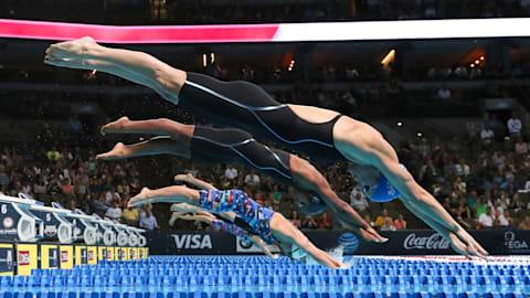 競技ガイド:飛込の基本