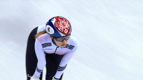 اليوم 2 - تزلج على مضمار قصير | 2018