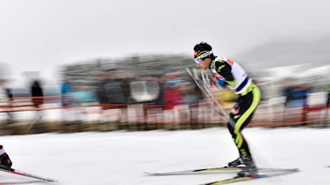 Men's Individual 10 km | FIS World Cup - Chaux Neuve