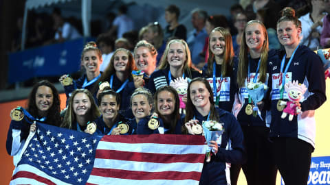 US women's water polo team: Addicted to winning