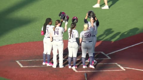 Aussie Peppers vs USSSA Pride | National Pro Fastpitch - Viera