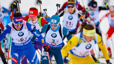 Women's 4x6km Relay | IBU World Cup - Hochfilzen