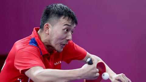 Semi-Finals   ITTF Challenge Plus Open - Asuncion
