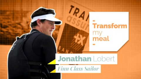 Jonathan Lobert Cooks with Chef Christopher Coutanceau