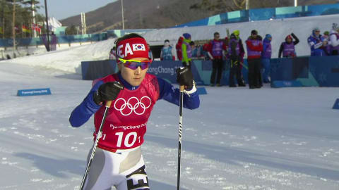 Team Sprint, Semi-Finals - Cross-Country Skiing | PyeongChang 2018 Replays