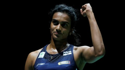 Dominant Sindhu and Momota cruise into final