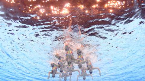 Team Free Prelim | Artistic Swimming - FINA World Championships - Gwangju