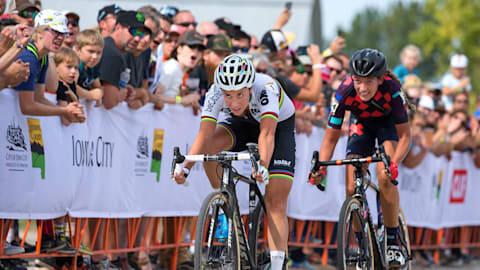 Damen Elite Einzelzeitfahren | UCI Weltmeisterschaften - Yorkshire