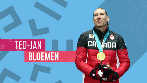 Ted-Jan Bloemen: Meus Destaques de PyeongChang