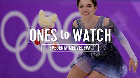 يفغينيا ميدفيديفا: متزلجة فريدة من نوعها