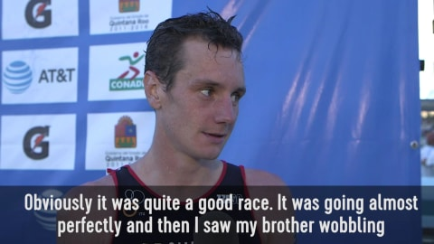 Brownlee: I would have done the same for anyone