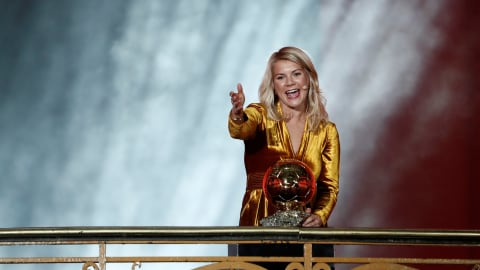 Ada Hegerberg leads Lyon to Champions League title - but she won't be at the Women's World Cup