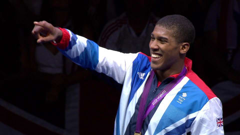 Anthony Joshua: Road to Olympic gold