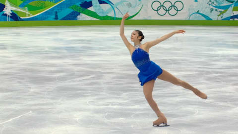 Yuna Kim welcomes world to PyeongChang