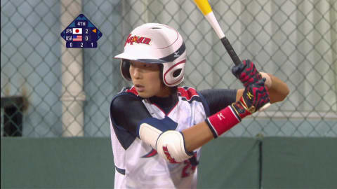 JPN v USA (Gold Medal Match) - Softball | Beijing 2008