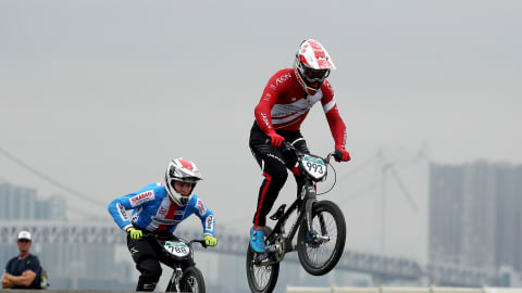 Gallery of READY STEADY TOKYO - Cycling (BMX Racing)
