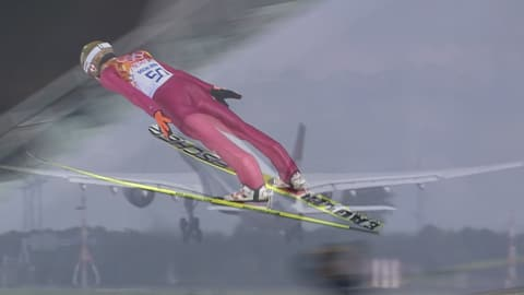 Kamil Stoch wants to fly even higher...