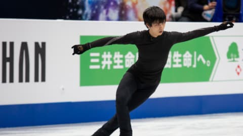 Yuzuru Hanyu's fire to win burning brightly at World Championships