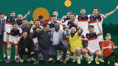 올림픽과 아스날 레전드 로렌이 축구 팀을 강등에서 구할 수 있을까요?