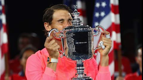 Sweet 16 for Rafael Nadal