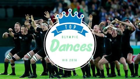 Top dances