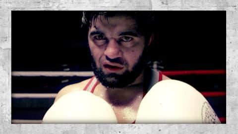 Este boxeador olímpico armenio utiliza el ajedrez para mejorar sus tácticas