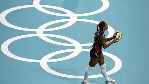 USA vs KAZ| FIVB Women's Olympic Qualification Tournament - Bossier Cit. LOU