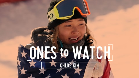 Chloe Kim:  A Pop Star do Snowboard