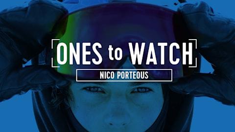 Nico Porteous: The Kiwi Freeski Halfpipe Prodigy