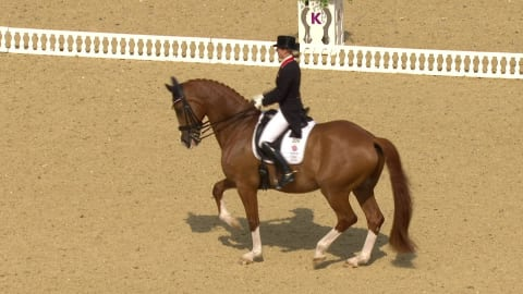 Individual Dressage: Lion King Medley | Music Mondays