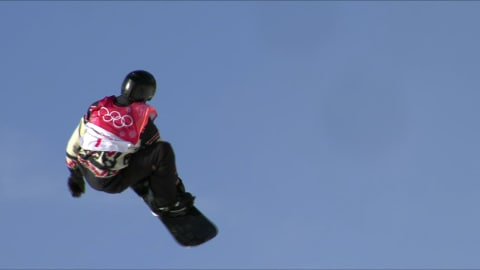 Big Air Hommes Qualifications - Snowboard | Replay de PyeongChang