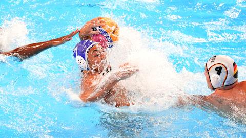 世界水泳・韓国大会4日目・水球日本代表はドイツ相手に大金星逃す 残り4秒で同点に