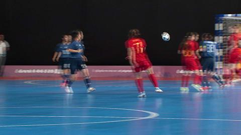 Halbfinals - Futsal | OJS 2018 Highlights