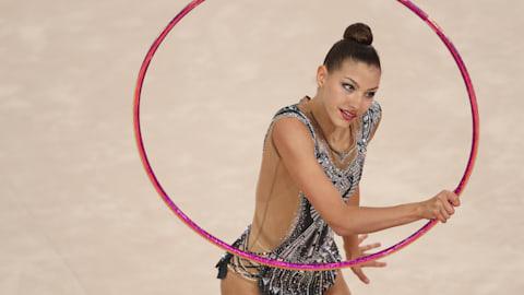 ايفيتا غريسكيناس تعلق على تأهلها للألعاب الأولمبية